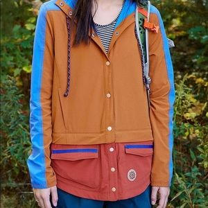 Without walls color block jacket
